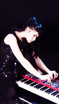 Beatrice Antolini, musicista