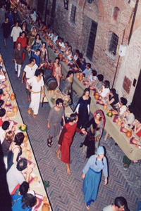 Cena Medievale
