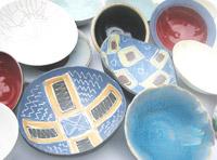Ciotole in ceramica