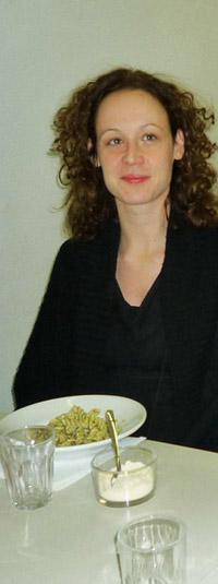 Elisa Gori, Assessore al Diritto alla Salute, alla Educazione integrata e permanente, alle Pari Opportunit�, alle Politiche Giovanili