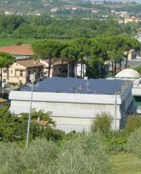La tipografia Federighi che fa uso di impianti fotovoltaici