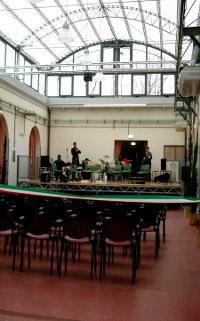 Sala Spettacoli del Centro Giovani Macelli