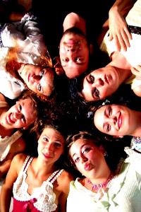 MeglioSole, Gruppo Vocale al femminile