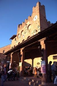 Palazzo Pretorio, a Certaldo Alto
