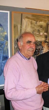 Sigfrido Nannucci, Pittore