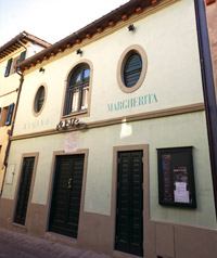 Teatro Comunale Regina Margherita a Marcialla